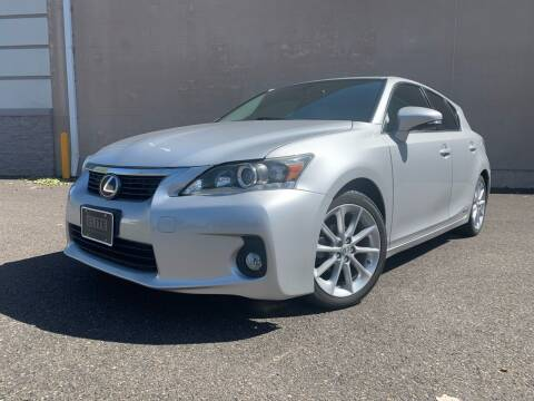 2013 Lexus CT 200h for sale at ELITE MOTORWORKS in Portland OR