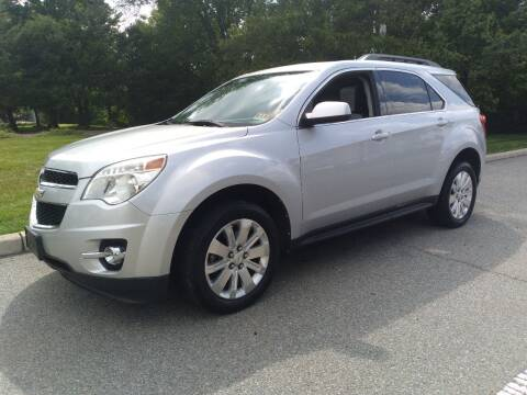 2011 Chevrolet Equinox for sale at Jan Auto Sales LLC in Parsippany NJ