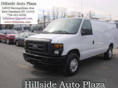 2014 Ford E-Series Cargo for sale at Hillside Auto Plaza in Kew Gardens NY