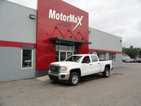 2018 GMC Sierra 2500HD for sale at MotorMax of GR in Grandville MI