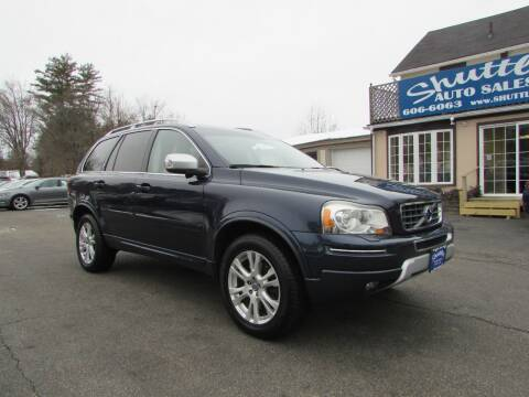 2014 Volvo XC90 for sale at Shuttles Auto Sales LLC in Hooksett NH