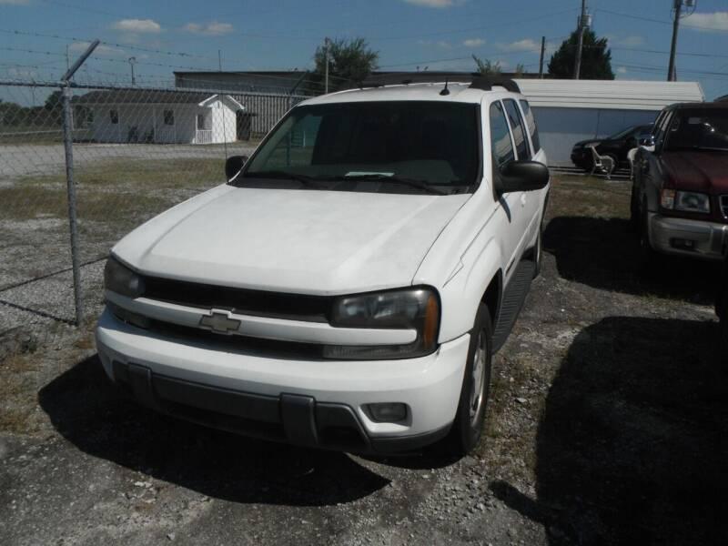2004 Chevrolet TrailBlazer EXT for sale at Morelock Motors INC in Maryville TN