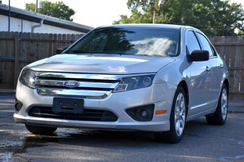 2010 Ford Fusion for sale at Wheel Deal Auto Sales LLC in Norfolk VA