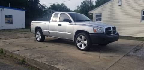 2005 Dodge Dakota for sale at Russo's Auto Exchange LLC in Enfield CT