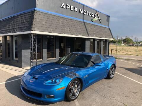 2010 Chevrolet Corvette for sale at Apex Motors in Murray UT