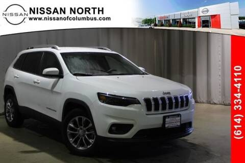 2019 Jeep Cherokee for sale at Auto Center of Columbus in Columbus OH
