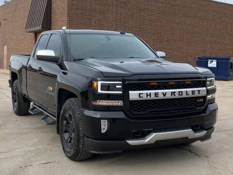 2016 Chevrolet Silverado 1500 for sale at Effect Auto Center in Omaha NE