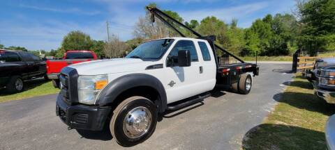 2013 Ford F-450 Super Duty for sale at Gator Truck Center of Ocala in Ocala FL