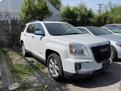 2016 GMC Terrain for sale at SOUTHFIELD QUALITY CARS in Detroit MI