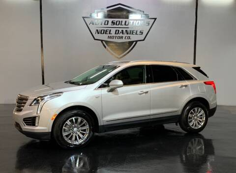 2017 Cadillac XT5 for sale at Noel Daniels Motor Company in Ridgeland MS