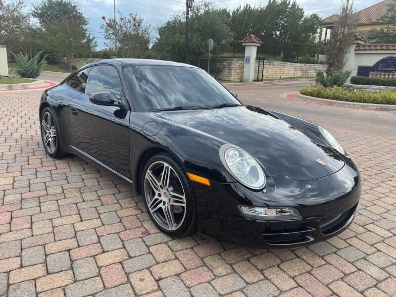 2008 Porsche 911 for sale at Luxury Motorsports in Austin TX