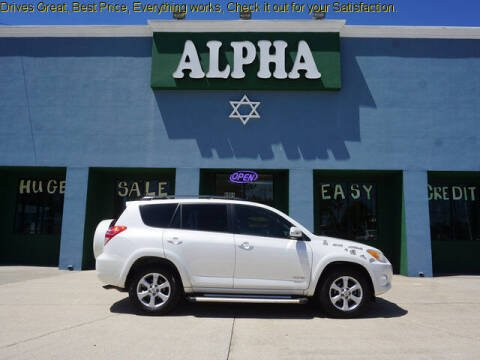 2011 Toyota RAV4 for sale at ALPHA AUTOMOBILE SALES, LLC in Lafayette LA