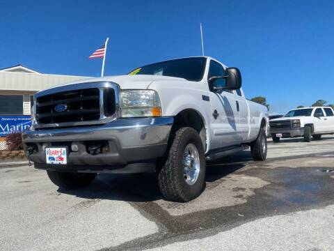 2001 Ford F-250 Super Duty for sale at Gary's Auto Sales in Sneads NC