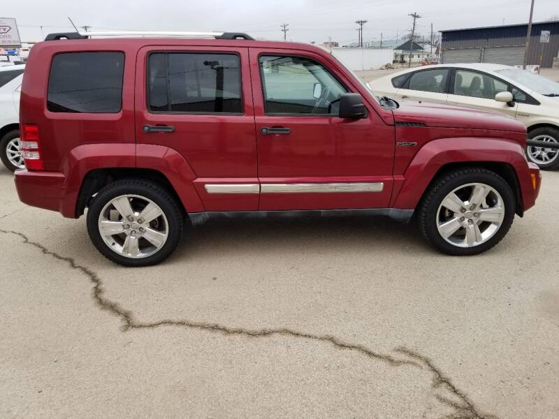 2012 Jeep Liberty for sale at Key City Motors in Abilene TX