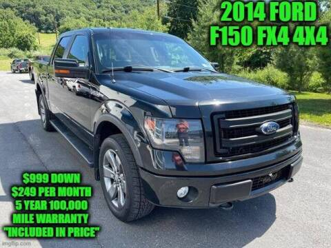 2014 Ford F-150 for sale at D&D Auto Sales, LLC in Rowley MA