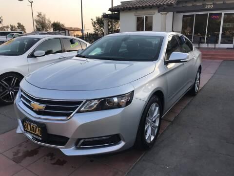 2019 Chevrolet Impala for sale at Soledad Auto Sales in Soledad CA
