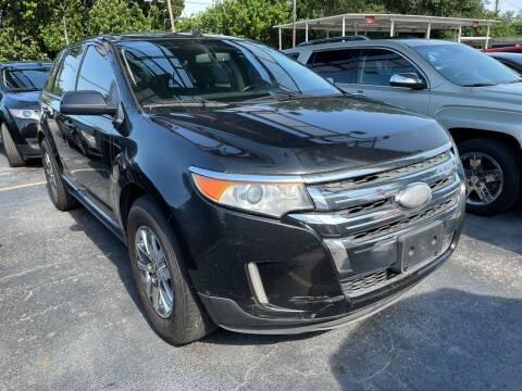 2013 Ford Edge for sale at America Auto Wholesale Inc in Miami FL