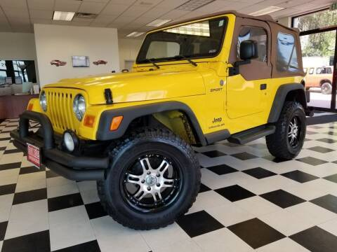 2004 Jeep Wrangler for sale at Cool Rides of Colorado Springs in Colorado Springs CO