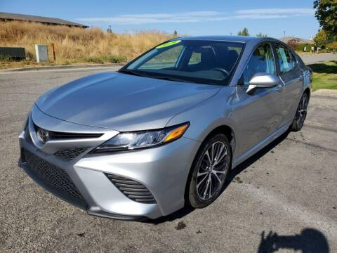 2019 Toyota Camry for sale at Group Wholesale, Inc in Post Falls ID