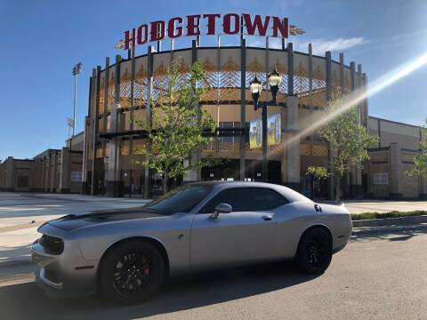 2016 Dodge Challenger for sale at Beaton's Auto Sales in Amarillo TX