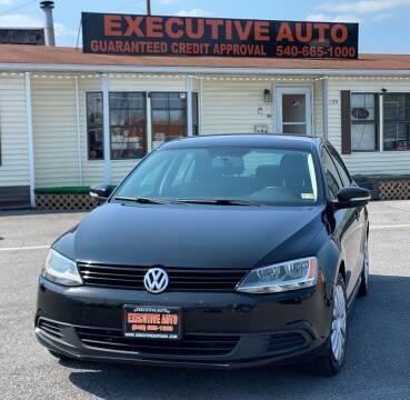 2014 Volkswagen Jetta for sale at Executive Auto in Winchester VA