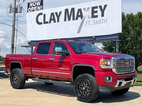 2018 GMC Sierra 2500HD for sale at Clay Maxey Fort Smith in Fort Smith AR