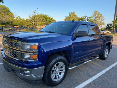 2014 Chevrolet Silverado 1500 for sale at Commercial Street Auto Sales in Lynn MA