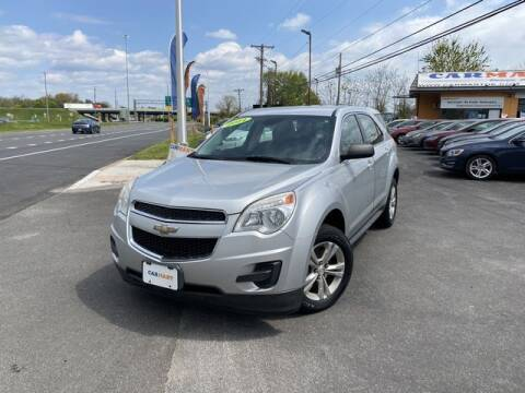 2014 Chevrolet Equinox for sale at CARMART Of New Castle in New Castle DE