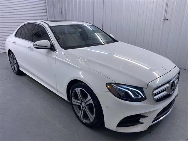 2017 Mercedes-Benz E-Class for sale at JOE BULLARD USED CARS in Mobile AL