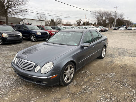 2005 Mercedes-Benz E-Class for sale at US5 Auto Sales in Shippensburg PA