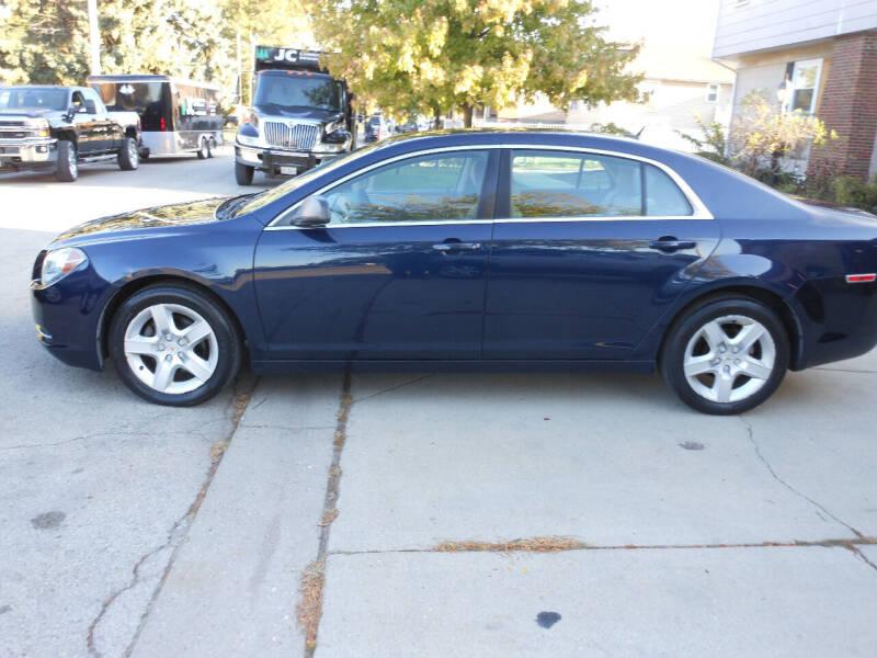 2011 Chevrolet Malibu for sale at Grand River Auto Sales in River Grove IL