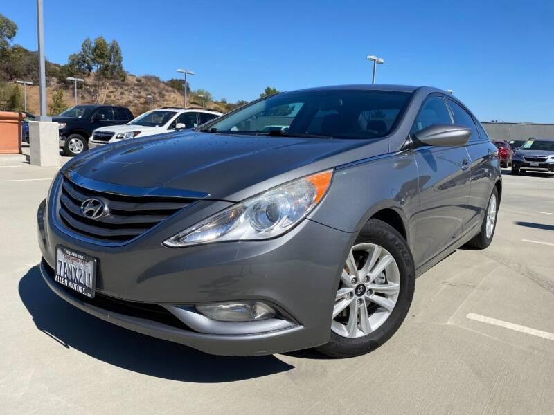 2013 Hyundai Sonata for sale at Allen Motors, Inc. in Thousand Oaks CA