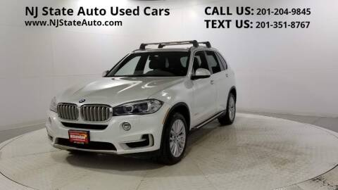 2017 BMW X5 for sale at NJ State Auto Auction in Jersey City NJ