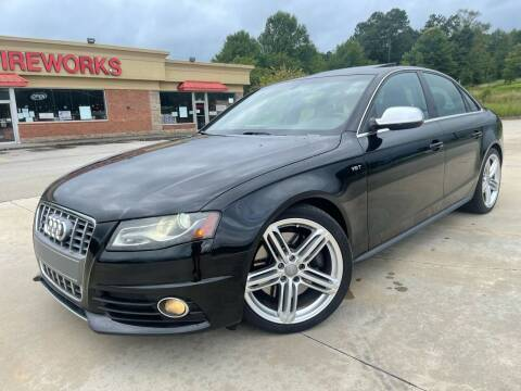 2011 Audi S4 for sale at Gwinnett Luxury Motors in Buford GA