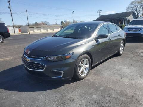 2018 Chevrolet Malibu for sale at Savannah Motor Co in Savannah TN