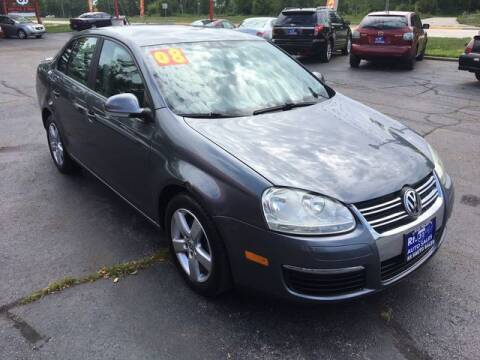 2008 Volkswagen Jetta for sale at ROUTE 31 AUTO SALES in McHenry IL