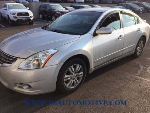 2011 Nissan Altima for sale at J & M Automotive in Naugatuck CT