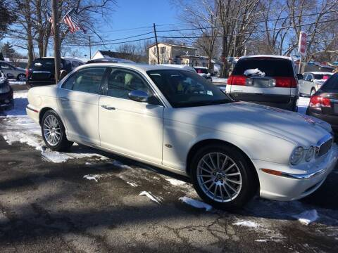 2007 Jaguar XJ-Series for sale at Antique Motors in Plymouth IN