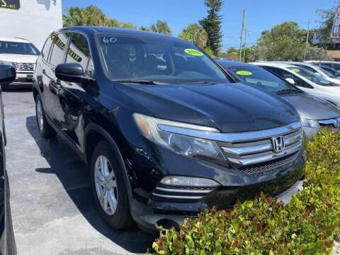 2016 Honda Pilot for sale at Mike Auto Sales in West Palm Beach FL