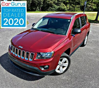 2016 Jeep Compass for sale at Brothers Auto Sales of Conway in Conway SC