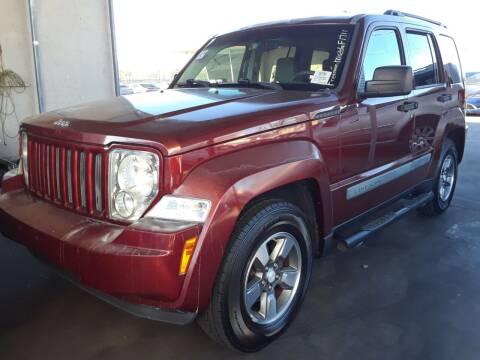2008 Jeep Liberty for sale at Auto Haus Imports in Grand Prairie TX