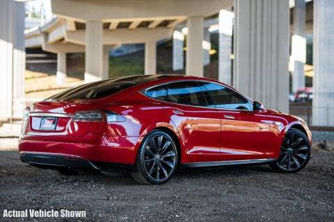 2013 Tesla Model S for sale at Friesen Motorsports in Tacoma WA