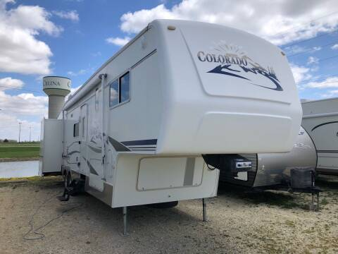 2003 Dutchmen Colorado for sale at Kill RV Service LLC in Celina OH