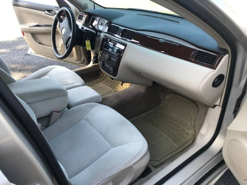 2009 Chevrolet Impala LS 4dr Sedan - Charlotte NC