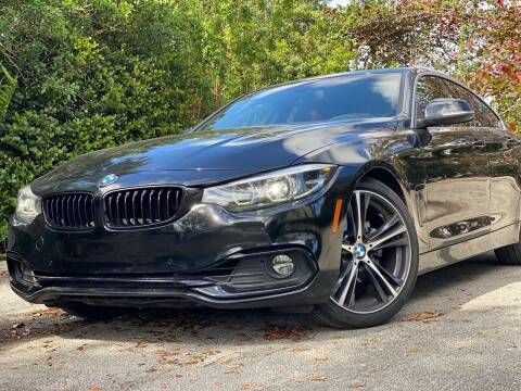 2019 BMW 4 Series for sale at HIGH PERFORMANCE MOTORS in Hollywood FL
