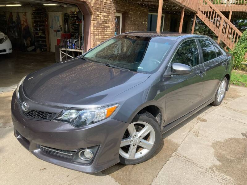 2014 Toyota Camry for sale at K2 Autos in Holland MI