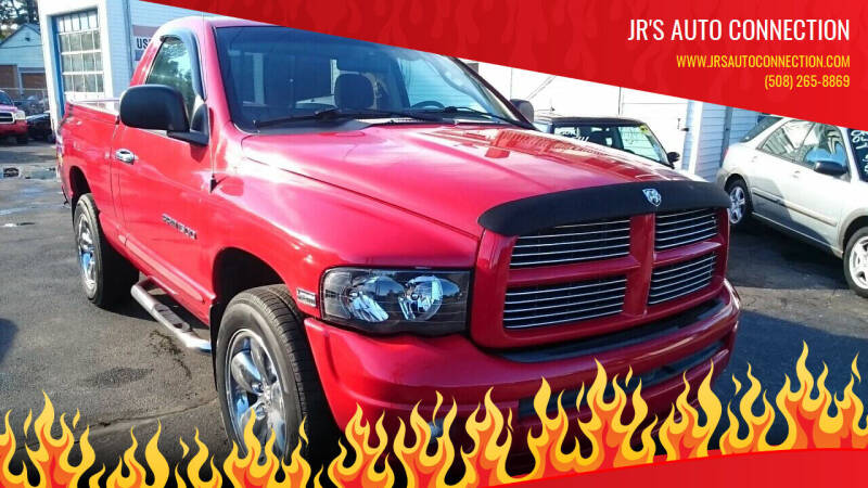 2004 Dodge Ram Pickup 1500 for sale at JR's Auto Connection in Hudson NH