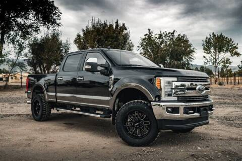 2019 Ford F-250 Super Duty for sale at MUSCLE MOTORS AUTO SALES INC in Reno NV