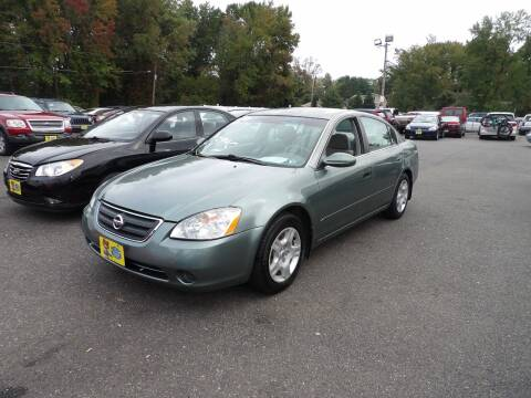 2003 Nissan Altima for sale at United Auto Land in Woodbury NJ