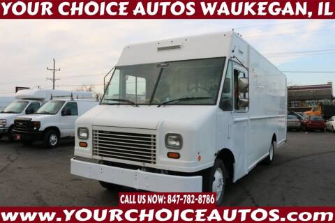2011 Freightliner MT45 Chassis for sale at Your Choice Autos - Waukegan in Waukegan IL